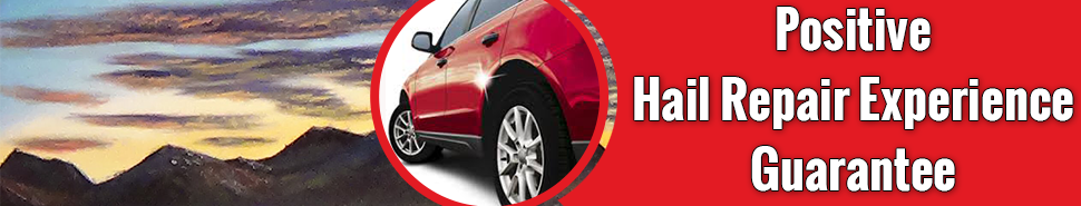 Denver Auto Hail Damage Repair Guaranteed Dent Removal