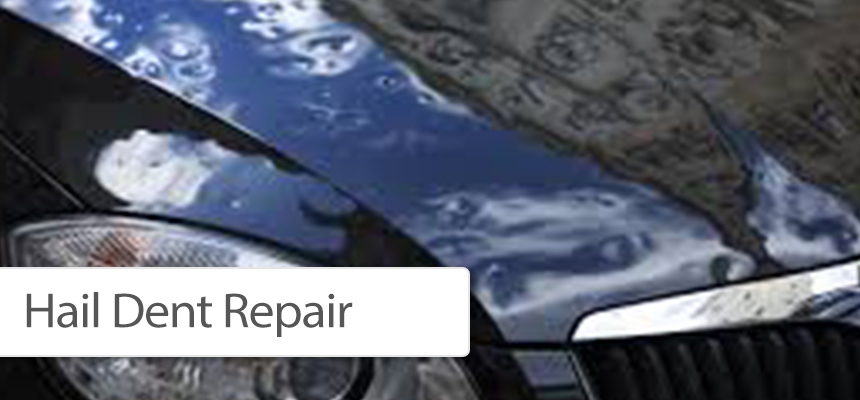 hail damage repair dent removal hail removal