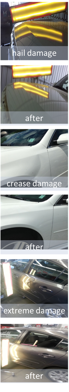 Paintless Dent Repair In Littleton Colorado