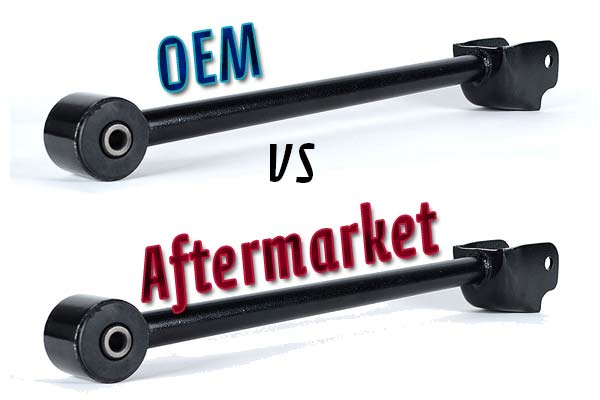 original intended manufacturer vs Aftermarket parts
