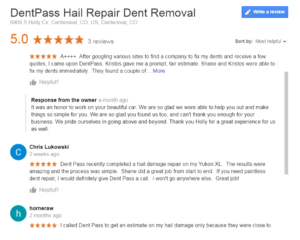Hail Repair Best Reviews